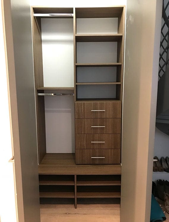 Closets | California Space Organizers